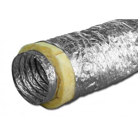 Flexible Insulated Duct SONO-flex/10m