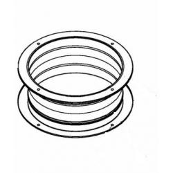 Pružná manžeta kruhová