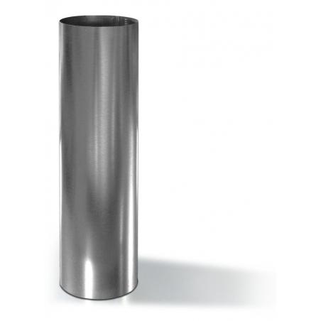 Lemové kruhové potrubie/1m