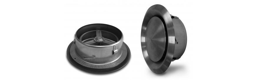 Nerezové talířové ventily