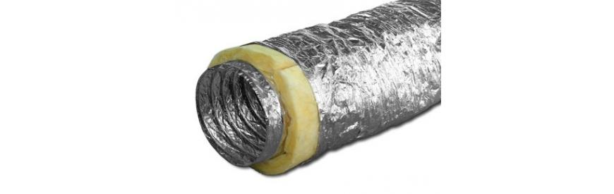 Izolované flexi potrubie
