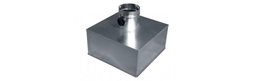 Plenum boxy